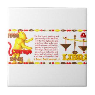 Valxart 1956 2016 2076 FireMonkey zodiac Libra Tiles