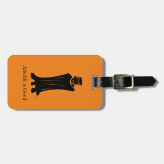Vampire Afterlife is Good Luggage Tag