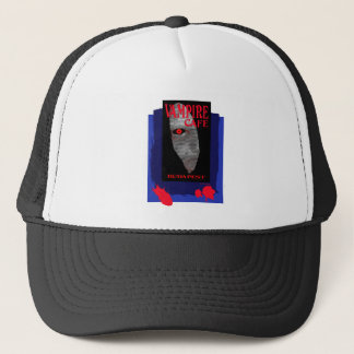 Vampire Cafe Trucker Hat
