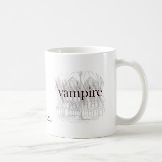 Vampire Gothic Coffee Mug