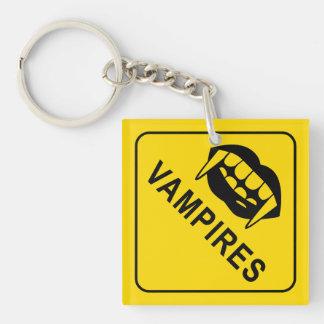 Vampires Key Ring