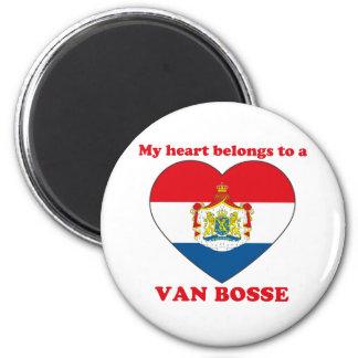Van Bosse Fridge Magnet