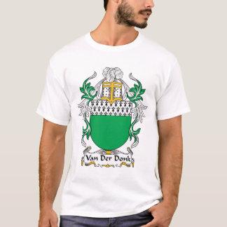 Van Der Donk Family Crest T-Shirt