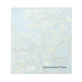 Van Gogh | Almond Blossom | 1890 Notepad
