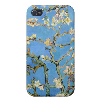 Van Gogh Almond Blossom Covers For iPhone 4