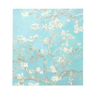 Van Gogh Almond Blossoms Notepad