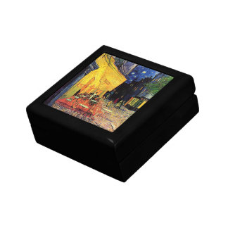 Van Gogh Cafe Terrace on Place du Forum, Fine Art Gift Box