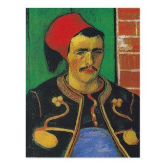 Van Gogh | Change of address Postcard