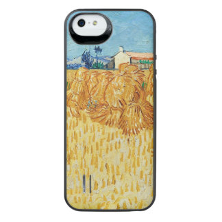 Van Gogh; Harvest in Provence iPhone SE/5/5s Battery Case