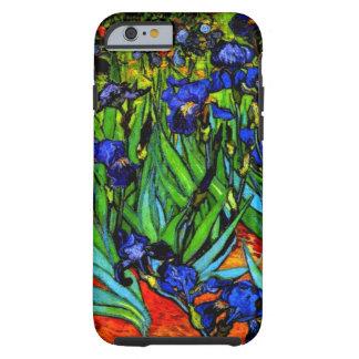 Van Gogh - Irises, 1889 Tough iPhone 6 Case