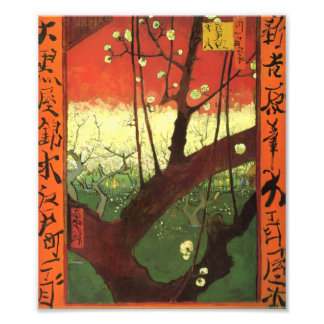 Van Gogh Japonaiserie Print Photographic Print