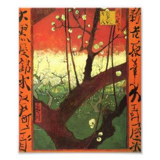 Van Gogh Japonaiserie Print Photograph
