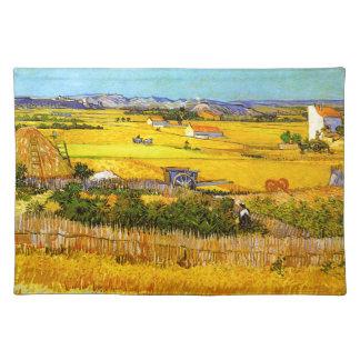 Van Gogh: Landscape Near Arles Placemat