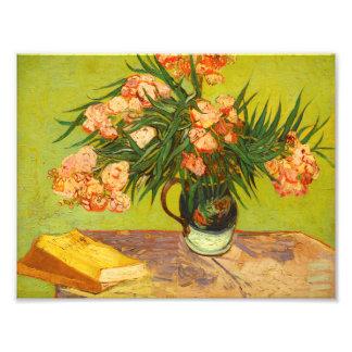 Van Gogh Oleanders Print Photo Art