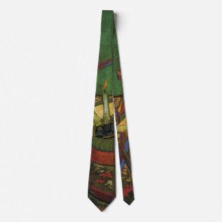 Van Gogh Paul Gauguin's Armchair, Vintage Art Tie