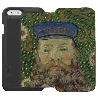 Van Gogh | Portrait of Postman Joseph Roulin  II Incipio Watson™ iPhone 6 Wallet Case