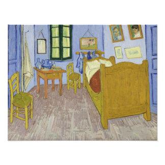 Van Gogh s Bedroom in Arles by Vincent Van Gogh Art Photo