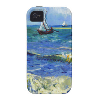 Van Gogh Seascape iPhone 4 Covers