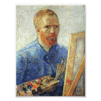 Van Gogh Self Portrait Photo Print
