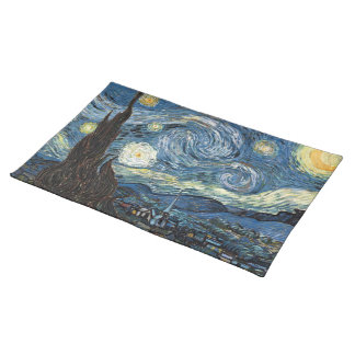 Van Gogh Starry Night Placemat