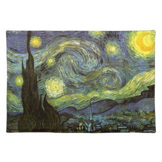 Van Gogh: Starry Night Placemat