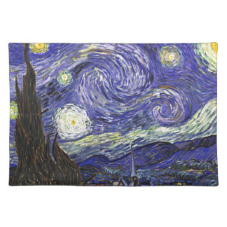 Van Gogh Starry Night Placemat