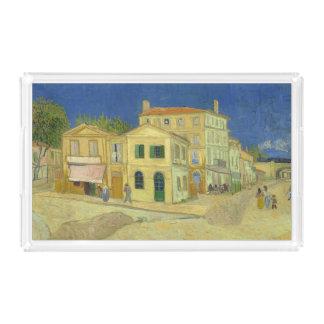 Van Gogh | The Yellow House | 1888 Acrylic Tray