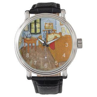 Van Gogh: Vincent's Room Wrist Watch