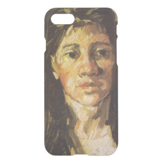 Van Gogh | Woman with her Hair Loose iPhone 7 Case