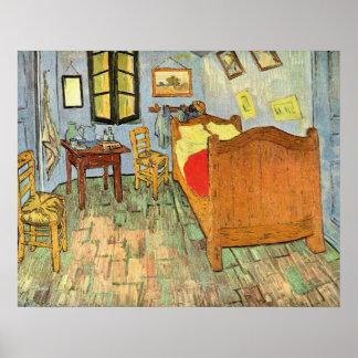 Van Gogh's Bedroom Poster