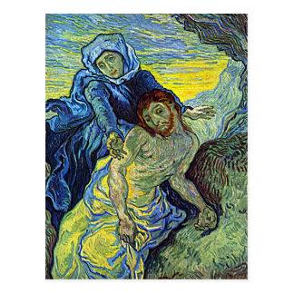 Van Gogh's 'The Pieta' Postcard