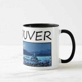 Vancouver Illustration - Girl in wetsuit Mug