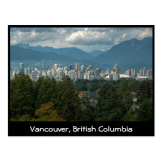 Vancouver Postcard
