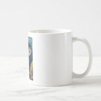 Vandals of the Void_Pulp Art Basic White Mug