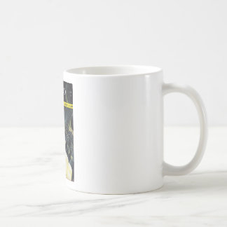 Vanguard_Pulp Art Coffee Mug