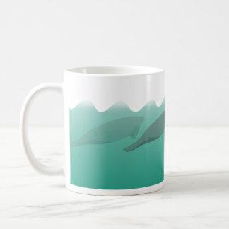 Vanishing Manatees right-clear-background mug