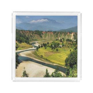 VANITY PERFUME Tray NEPAL HIMALAYA MOUNTAINS GIFTS