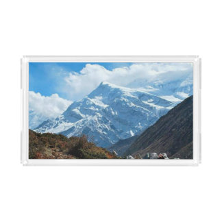 VANITY PERFUME Tray NEPAL HIMALAYA MOUNTAINS GIFTS