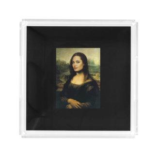 Vanity Tray Mona Lisa Jolie
