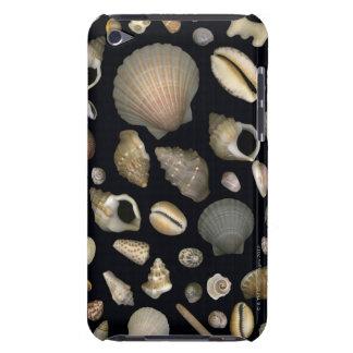 Various sea shells iPod Case-Mate case