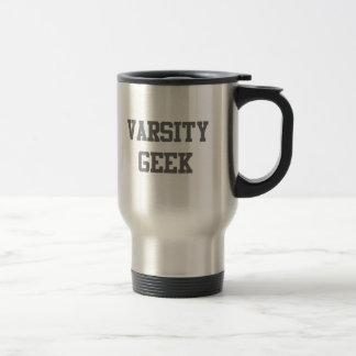 Varsity Geek Thermal Mug