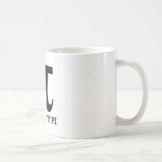 Varsity Pi (Pi Mathematical Constant) Coffee Mug