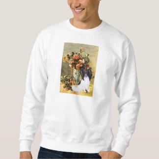 Vase - Papillon 1 Sweatshirt