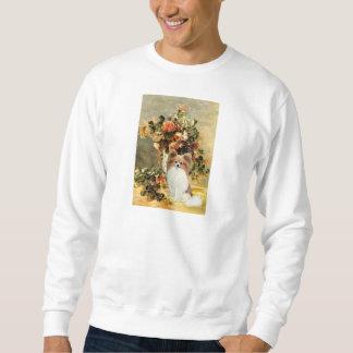Vase - Papillon 4 Sweatshirt