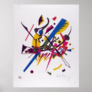 Vasily Kandinsky Small Worlds I Poster