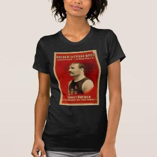 Vaudeville Vintage Athletic T-Shirt