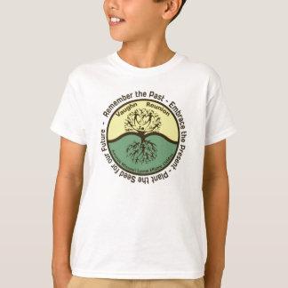 Vaughn Family Reunion Kid's Color Logo T-Shirt