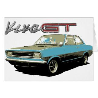 Vauxhall Viva HB GT Card