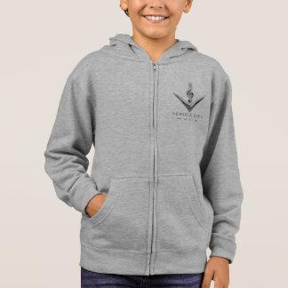 VCM Kids' Hanes ComfortBlend® Zip Hoodie