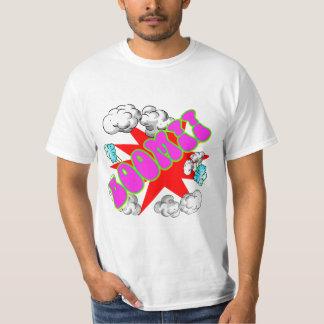 Vector BOOM!! Comic Book T-Shirt